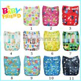2015 Free Sample Babyfriend One Size Fit All Cloth Diapers Wholesale China Diaper Wholesalers