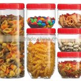 stacked up Dried moisture sealed cans, food storage tin cans,Fresh food grade storage tank