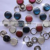 Custom high quality garment metal snap button , fashion metal buttons for coat ,garment accessory