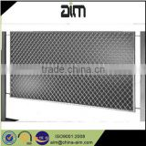 Temporary fence expandable barrier/ portable metal fence/ hot dipped galvanized removable fence