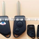 High Quality Citroen Remote Key Shell fit for 2 Button CITROEN Elysee Saxo Berlingo Car Key Case Cover Blank