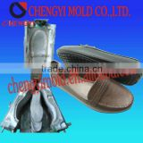 width pattern for lady leather casting pcu triangle mold plastic mould injection