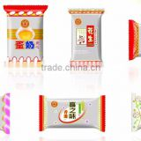 Snack package vacuum sealer plastic bag manufacture food saver texture vacuum packaging bags