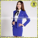 Fancy Ladies Blazer Skirt Suits
