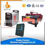 Trade Assurance 1300x2500mm CNC Plasma Cutting Machines with PMX105 Plasma Generator made in USA to cut metal max 32mm thickness