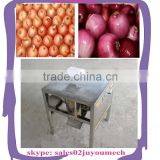 Engineers available to service machinery overseas After-sales Service Provided and Stripper Type onion peeling machine