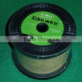 0.25mm Wire cut EDM Brass Wire For Sodick & Fanuc & Charmilles & Mitsubishi Machines
