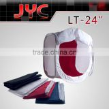 Photo Studio Light Tent LT-24'' with 4 Color backdrops