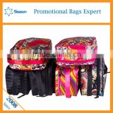 grooming bag wholesale waffle weave cosmetic bag clasp cosmetic bag