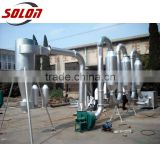 wood sawdust dryer air flow dryer rotary drum dryer's price