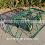 $30000 Trade Assurance Steel Mesh Folding Beach Wagon