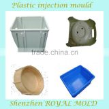 china supplier custom plastic injection mould, plaster molde making