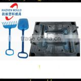 1+1 cavity Plastic shovel mould/Plastic rake mould/Plastic garden tooling mould