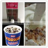 wholesale soft ice cream machine price for mc flurry maker and blizzard DQ ice cream machines