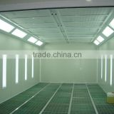 CE Certified spraybooth for cars used spray booth for sale spray tanning booths for sale