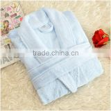Wholesale New Style Bamboo Fiber bathrobe with promotional price