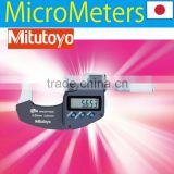 Superior Performance and High quality special mitutoyo digital micrometer Measuring tools with multiple functions made in Japan