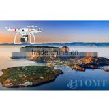 2016 HTOMT Air Photography Remotrol Control Plane Helicopter 2.4Ghz Professional RC Toy Drone with Camera