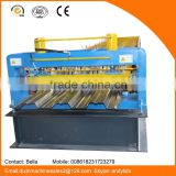 steel structure floor roll forming machine ,machine for foming floor deck,sheet metal profiling machine for Ghana