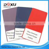 Nice and Smooth Film Semi-gloss Aluminum Profile Powder Coating Paint