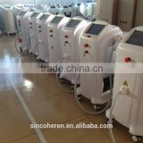 Factory direct sale new products soprano ice 1064nm nd yag laser hair removal machine