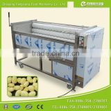 MSTP-1000 High efficiency ginger peeler,potato polish machine,potato washing and peeling machine