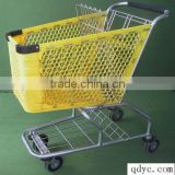 120L European Shopping Trolley with baby seat