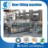 Beverage,Beer,Wine Jar Flask Glass Bottle Filling Machine /carbonated beer filling machine