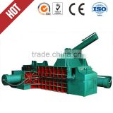 Y81 series hydraulic metal waste baler/ automatic compress packaging machine