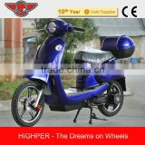 500W, 800W 48V 20Ah VESPA type Electric Motorcycle, Electric Motorbike (EB05)