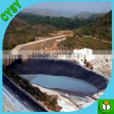 Black membrane fish farming pond liner, shrimp tank liner,water storage tank lining