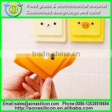 Cute electrical protecting silicone switch cover|Silicone Switch Case|waterproof light silicone switch opener case