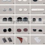 Plastic nail /pin in sofa and bed,suitcase,plastic cap/cover/