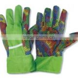 Cotton Working Garden Gloves FGG010