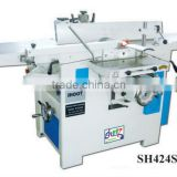 Heavy Duty Planer and Thicknesser and Mortiser Machine SH424S with Max. planing width 410mm and Planing thickness 6~210mm