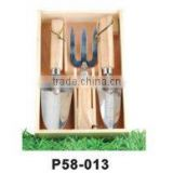 4pcs China manufacturer wholesale garden tool set