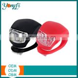 Hot Sales Fashionable Portable Bike Turn Signal Brake Light