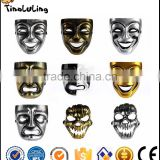 new design Bronze Mask party mask theme party full face mask