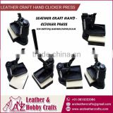Hand Clicker Press for Leather and Foam Cutting