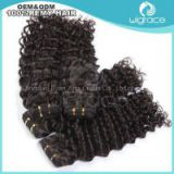 Deep Wave Grade 7A Virgin Hair Extension Brazillian Hair Wholesale Hair Weaving