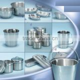 Holloware Products, Surgical & Dental Holloware, Instrument Boxes holloware products