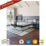 princess size cooling memory foam mattress suitable for adjustment mattress base