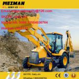 SDLG back hoe loader B877, small backhoe,  backhoe loader for sale,