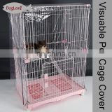 2017Doglemi New Waterproof EVA Pet Dog Cat Cage Crate Cover