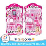 Hot sales fashion funny plastic kids make up set