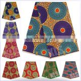 Top quality african printed real wax hollandais wax with stone fabric for wholesales