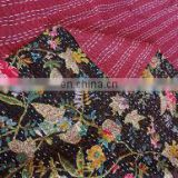 paradise kantha quilt