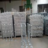 Ball Fence pedestrian rail ball joint stanchions