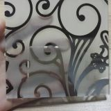On sale acid etched glass