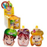 Funny Cartoon Jelly Pudding Candy Sweets